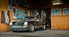 Barn find beauty – Discovering a 'lost' Porsche 911 2.7 Carrera RSH | Classic Driver Magazine