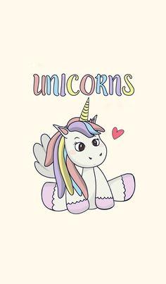 I love the unicorn. Unicorn is pretty bright. Unicorn Art, Magical Unicorn, Cute Unicorn, Rainbow Unicorn, Unicornios Wallpaper, Indoor Crafts, Unicorn Illustration, Unicorn Pictures, Unicorns And Mermaids