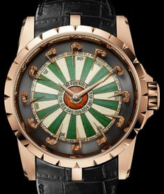 Roger Dubuis Excalibur Table Ronde wristwatch