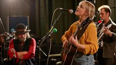 Wild Fire   Laura Marling playing live at Maida Vale for Mastertapes.