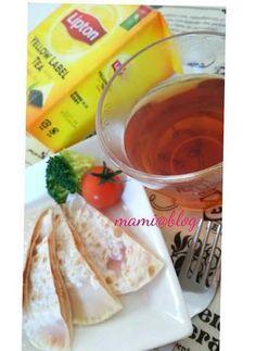 大判の餃子の皮で簡単に作れちゃうので、忙しい朝の時間にもおすすめです!