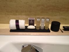 Asprey Purple Rain - hotel toiletries