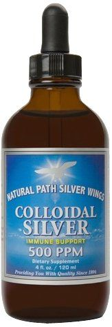 Colloidal Silver: Rediscovery of a Super-Antibiotic?