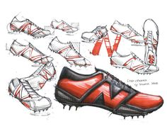 New Balance Track - Charles Han Industrial Design