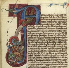 Bible with prologues Origin	Germany, S., Austria, or Switzerland Date	1st quarter of the 14th century Language	Latin