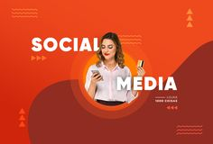 School Advertising, Instagram Advertising, Advertising Services, Graphic Design Trends, Graphic Design Posters, Social Media Branding, Social Media Design, Sales And Marketing Strategy, Flyer Design Inspiration