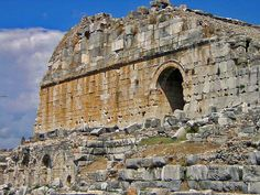Theatre of Miletus, Turkey