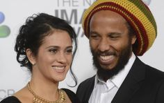 """""""This is Ziggy Marley's Grammy awards for group and solo combined. The strange thing is, no one on earth can name 8 great songs by Ziggy whether in a group or solo combined, much less 8 albums. Dancehall Reggae, Reggae Music, Calypso Music, Muslim Faith, Marley Family, Black Women Short Hairstyles, Rasta Man, Interracial Marriage, Greatest Songs"""