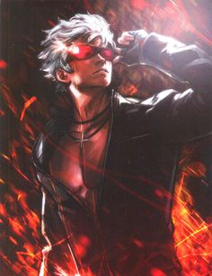 K'_The King of Fighters