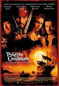 Pirates of the Caribean: The Curse of the Black Pearl