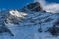 Gondelbahn Saas-Fee Saas Fee, Visit Switzerland, Das Hotel, Mountains, City, Nature, Travel, Snow, Mountain Range