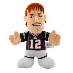 Bleacher Creatures 7 Plush Figure - New England Patriots Tom Brady