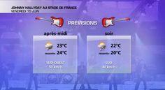 Johnny Hallyday au Stade de France : ambiance électrique en prévision !