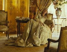 The Enchanted Garden ...: Photo. Diane Kruger as Marie Antoinette in farewell my queen.