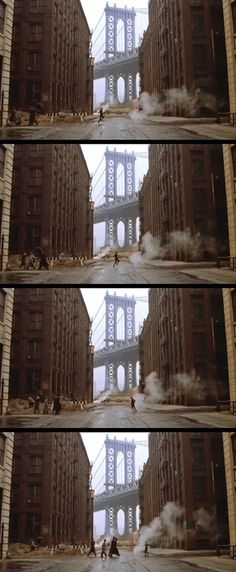Once upon a time in America, Sergio Leone (the music is inside my head right now)