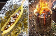 20 Camping Food Hacks!