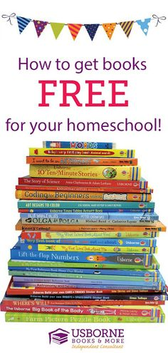 How to Get Free Books for Your Homeschool - Life with Moore Babies Reading Themes, Kids Reading, Homeschool Books, Homeschooling, Homeschool Curriculum, Encyclopedia Books, Cheap Books, Puzzle Books, Chapter Books