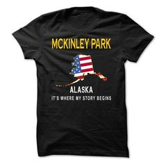 MCKINLEY PARK - Its Where My Story Begins - #sweater for fall #sweater fashion. BUY TODAY AND SAVE => https://www.sunfrog.com/States/MCKINLEY-PARK--Its-Where-My-Story-Begins-ccuym.html?68278