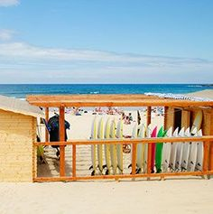Ride the waves or just soak up the good vibes—these surf towns welcome all comers.