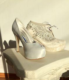 Peeps, Peep Toe, Shoes, Fashion, Bride Shoes, Grooms, Moda, Shoe, Shoes Outlet