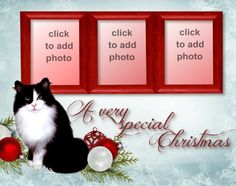 Special Christmas Christmas Frames, Home Decor, Homemade Home Decor, Decoration Home, Interior Decorating