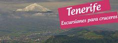 Para tu crucero Transatlantico en el Costa Pacifica el 21 de Noviembre desde Barcelona: Tenemos tu excursión en Tenerife  Puerto: TENERIFE Precio: 18,00€ Reserva e infórmate aquí: http://www.echeydetours.com/51/excursiones-cruceros