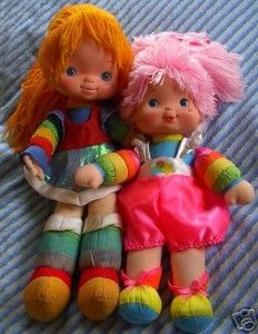 rainbow brite and baby brite dolls was one of my daughter's favorite when growing up! :)