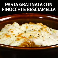 Italian Soup, Italian Dishes, Italian Recipes, Cooking On The Grill, Cooking Time, Baked Fennel, Pasta Recipes, Cooking Recipes, Types Of Sandwiches