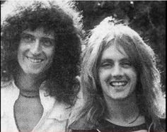 Roger Taylor,Brian may - queen Photo