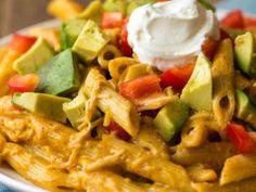 Ranch Chicken Enchiladas   The Recipe Critic