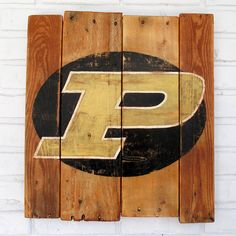 Purdue University Boilermakers Sign by VintageSignDesigns on Etsy