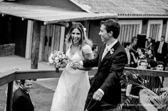 REAL BRIDE { Dani + Luccas } Hollwood wedding gown by A MODISTA atelier | photo Mel & Cleber