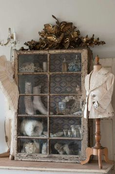 Victorian Style Shadow Box Ideas for Shadow Box Display