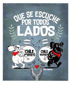 #NegroMataPacos | El arte detrás de un símbolo de revolución social Protest Posters, Stencils, Snoopy, Stickers, Humor, Country, Illustration, Blog, Fictional Characters