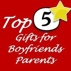 List of the 5 best suggested gifts for boyfriends parents from a list of the 5 best suggested gifts for boyfriends parents from a mom of three boys negle Gallery
