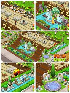 Food Game, Street Game, Clash Of Clans, Games, Gaming, Plays, Game, Toys