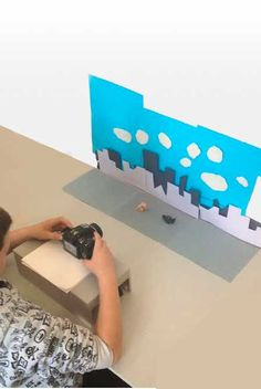 Over school holidays, get your kids involved with making a stop-motion animation at Koskela! They'll learn about stop motion, frame rates, hand-crafted animation styles and other film techniques. Book in Online. Wed, April 15, 2015