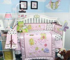 Baby Nursery. Bedding Set for - Buscar con Google