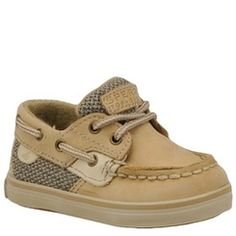 Sperry Top-Sider Boys' Bluefish Crib (Infant) | shoemall | free shipping!