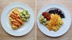 Breakfast makeover: 11 easy ways to upgrade your scrambled eggs!