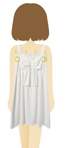 Sailor Moon Princess Serenity summer dress for kids