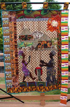 African Village. BelAfrique - your personal travel planner - www.BelAfrique.com