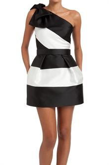 Vestido mini de fiesta. Modelo GROSELLA - ETXART&PANNO
