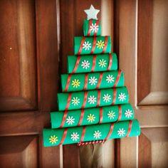 Árbol navideño. Ideas para nuestro hogar esta navidad. Talleres y más dydeas@gmail.com