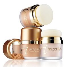 jane iredale Powder-Me SPF from Soft Surroundings Makeup Store, Broad Spectrum Sunscreen, Makeup Blog, Makeup Tips, Clean Beauty, Face And Body, Natural Makeup, Perfume Bottles, How To Apply