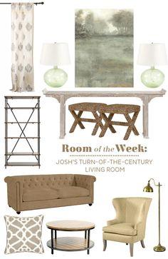 Decorating Dilemma: Josh's Living Space - http://www.decorazilla.com/decor-ideas/decorating-dilemma-joshs-living-space.html