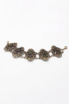 Artificial Gemstone Bracelet