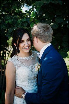 Brittany VanRuymbeke, Chatham Ontario Wedding Photographer, shares the inspiring story of Steph & Ian's love on their wedding day. Chatham Ontario, Chatham Kent, Kent Wedding Photographer, Brittany, Films, Club, Weddings, Retro, Wedding Dresses