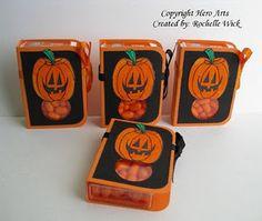 Pumpkin Poo (Orange TicTacs)