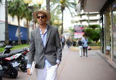 Street Style: Cannes Film Festival Photos   GQ